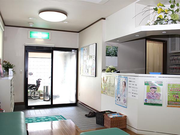 【画像】玄関口